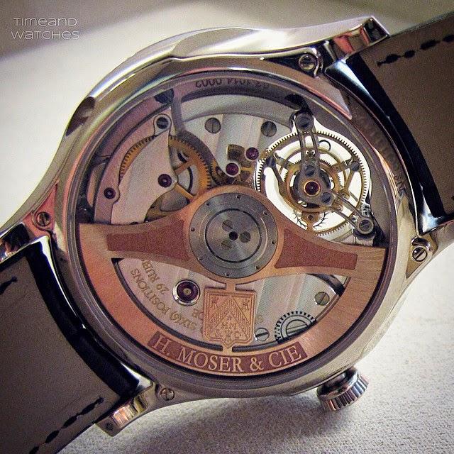 H. Moser & Cie. - Venturer Tourbillon Dual Time