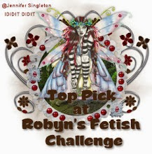 Robyn's Fetish Challenge Top Three Winner