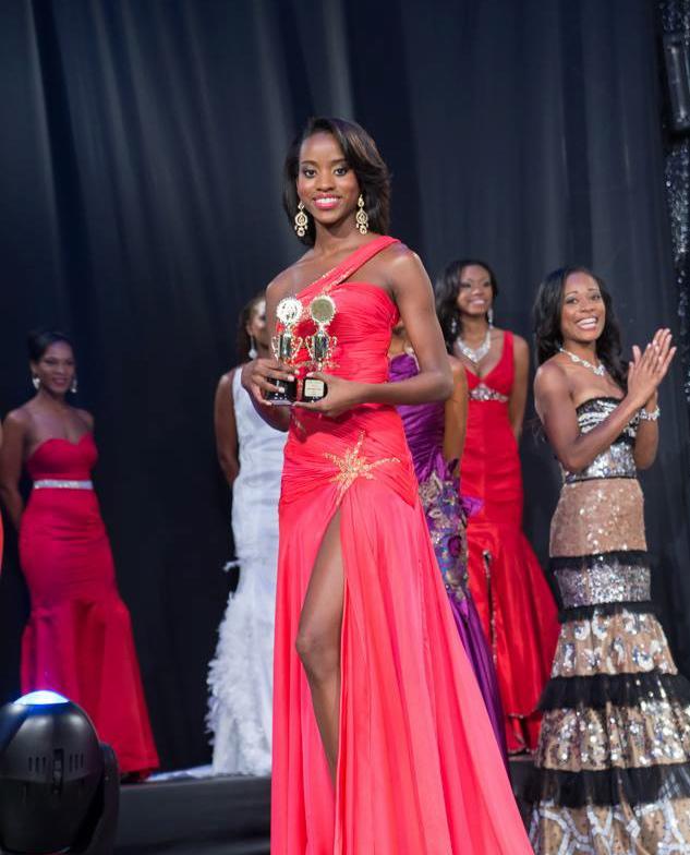 Jenaae Jackson Woman Of Purpose Spotlight Miss Jamaica World 2013 First