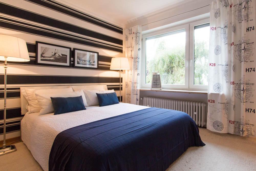 Habitacion Matrimonial Decoradas ~ Decorar dormitorios con azul  Dormitorios colores y estilos