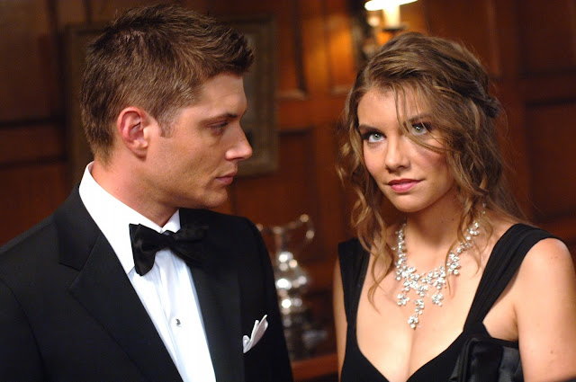 Jensen Ackles Lauren Cohan Supernatural