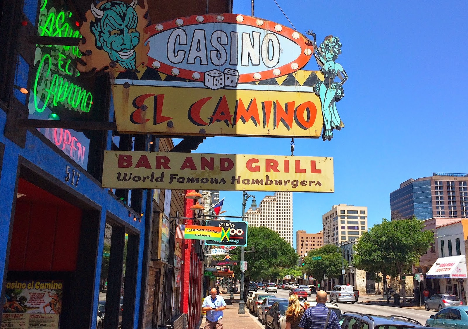 Casino el camino in austin texas