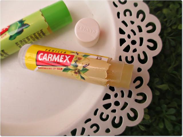 CARMEX Vainilla y Lima, dos nuevos sabores