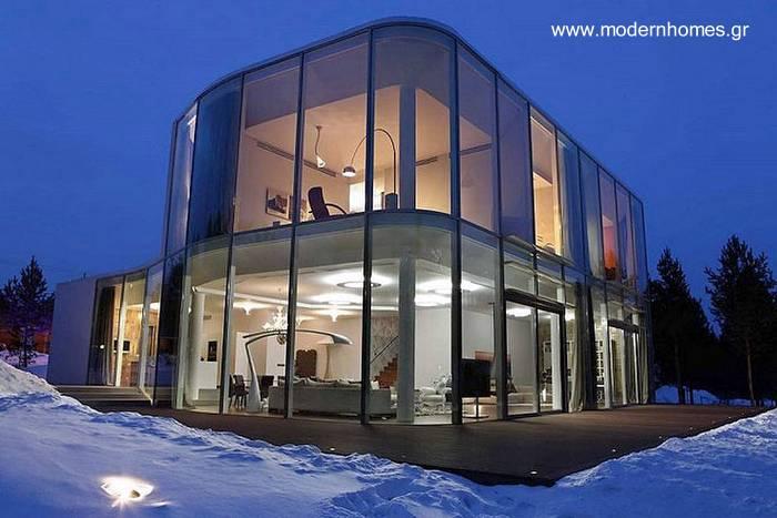 Arquitectura de casas modernas y contempor neas por pa ses for Casa holandesa moderna