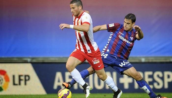 Almeria vs Eibar en vivo