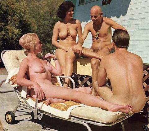 Nudist groups for old seniors