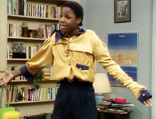 Cosby Show Theo Shirt Designer