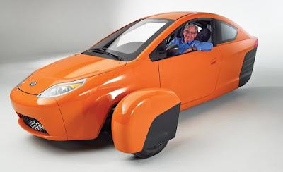 Graduate of General Motors Institute in Flint Develops Fuel-Efficient Vehicle