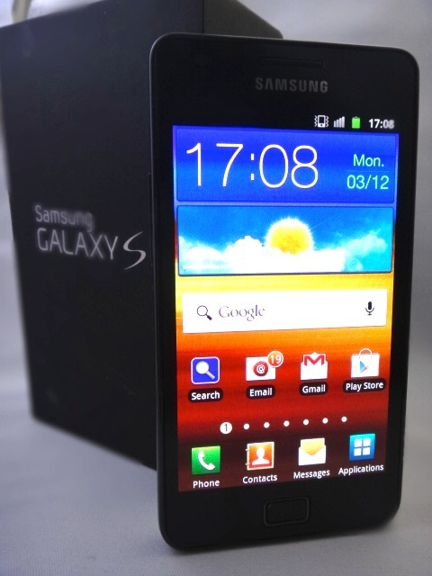 TechaMuna: Samsung Galaxy SII with ICS Review