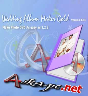 Wedding Album Maker Gold Serial Key Free