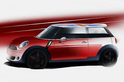 New Mini hatch to get five doors