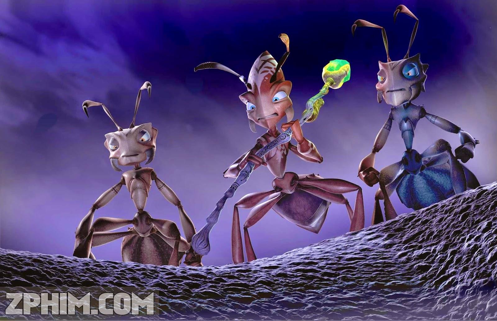 Ảnh trong phim Lạc Vào Thế Giới Kiến - The Ant Bully 1