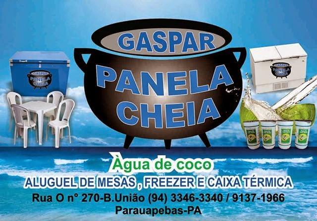 GASPAR PANELA CHEIA