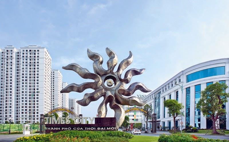 Chung Cư Time City