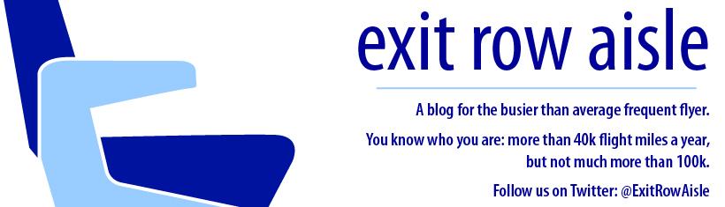 Exit Row Aisle