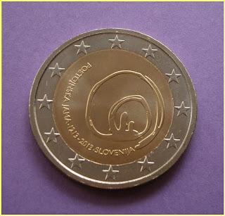 2€ Eslovenia 2013
