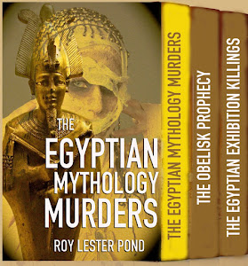 (SERES) THE EGYPTIAN MYTHOLOGY MURDERS (Kindle and paperback)