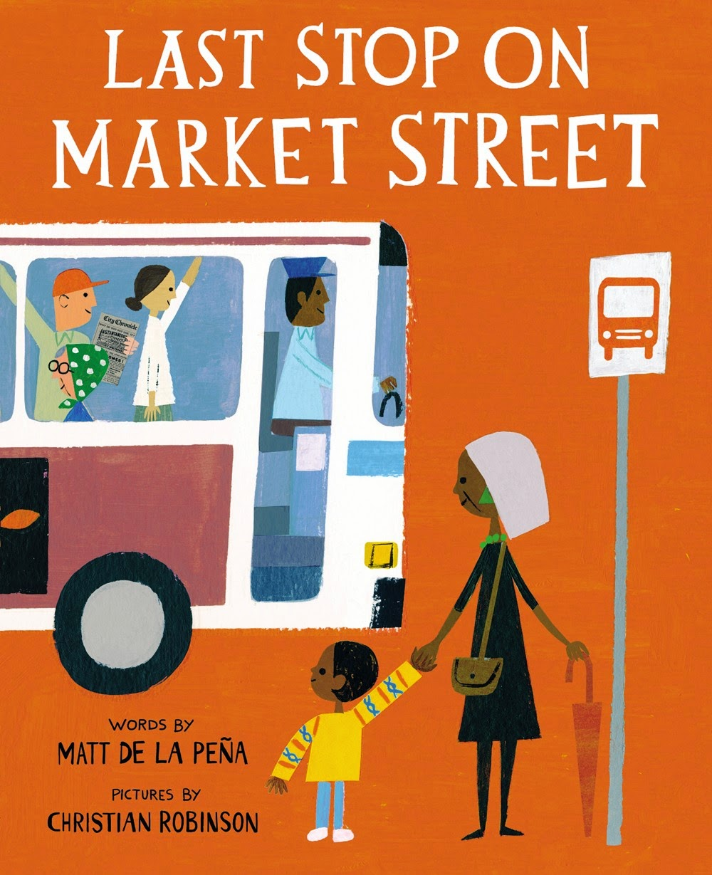 I love how picture books can capture a small moment and help us hold onto the small moments in our own lives matt de la pe a and christian robinson s