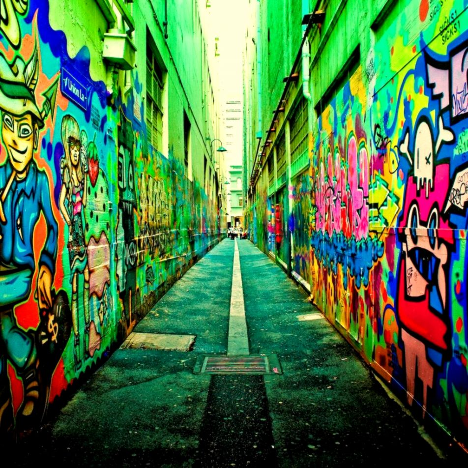 Art Wallpaper Street Graffiti
