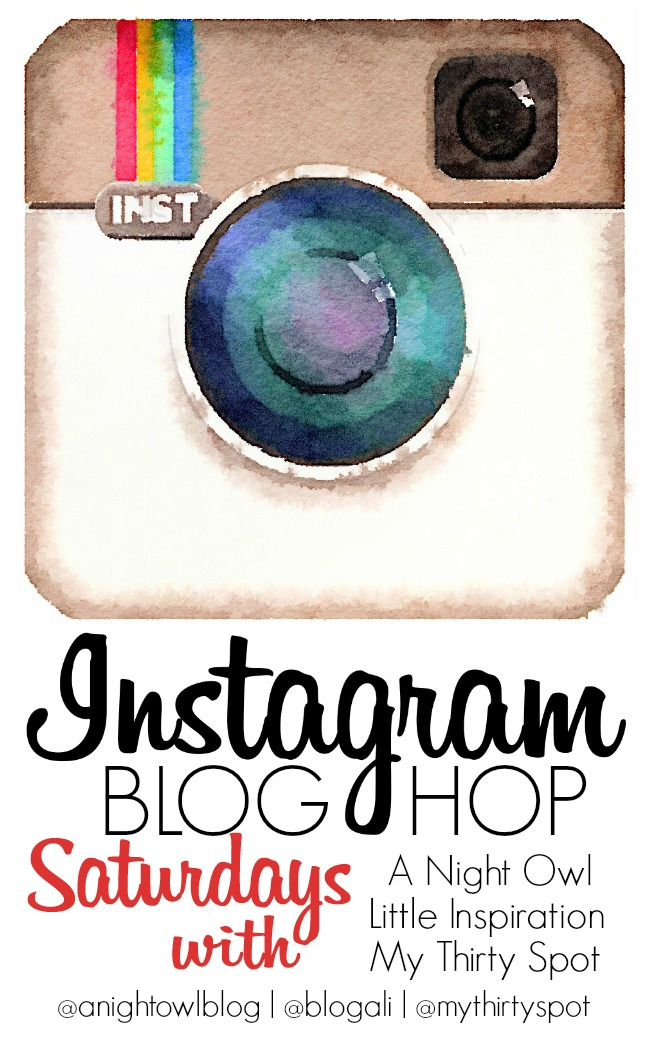 Instagram Blog Hop with Three in Three