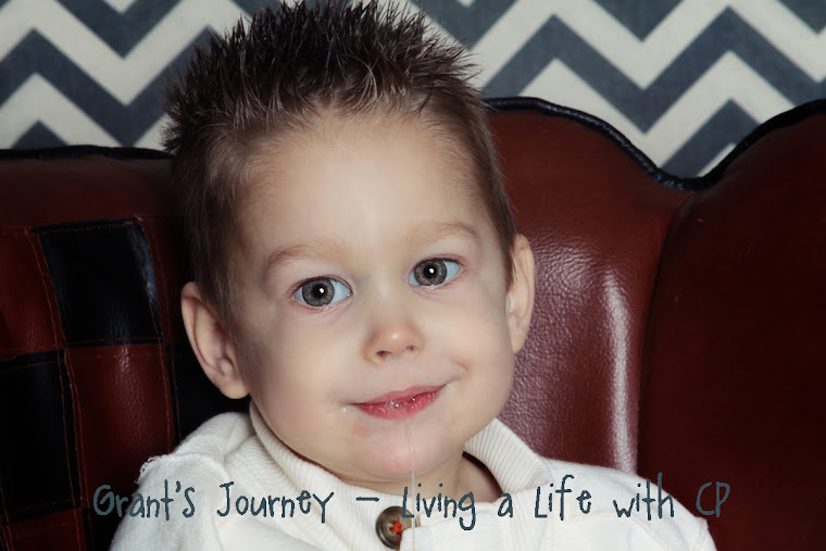 Grant's Journey - Living A Life With CP