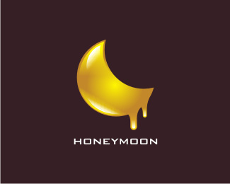 Honeymoon Logo Design