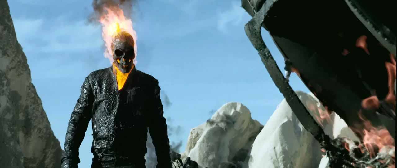 Ghost Rider 2 Spirit Of Vengeance 3D 2012 Movie Info And Wallpapers