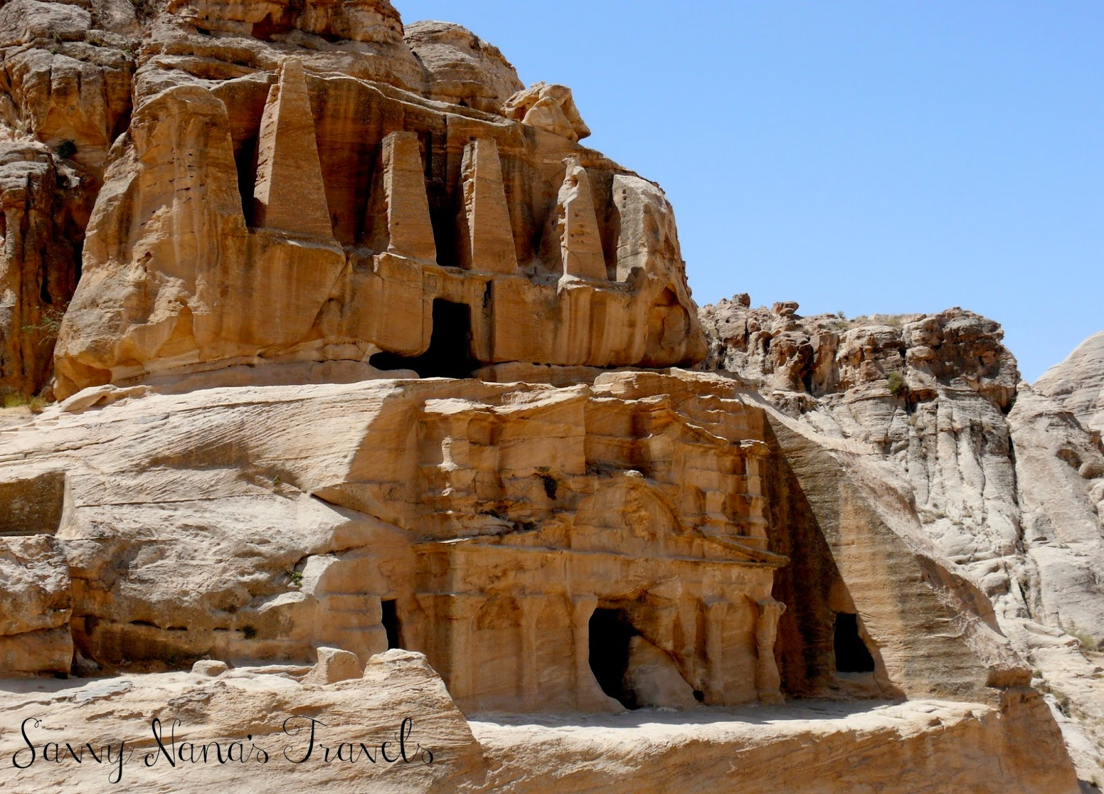 Highlights of Petra