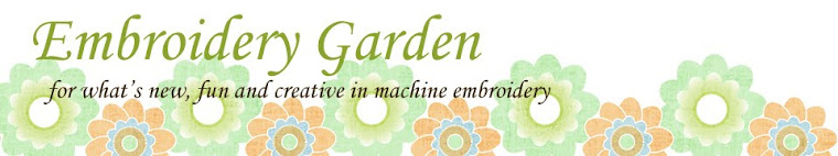 Embroidery Garden
