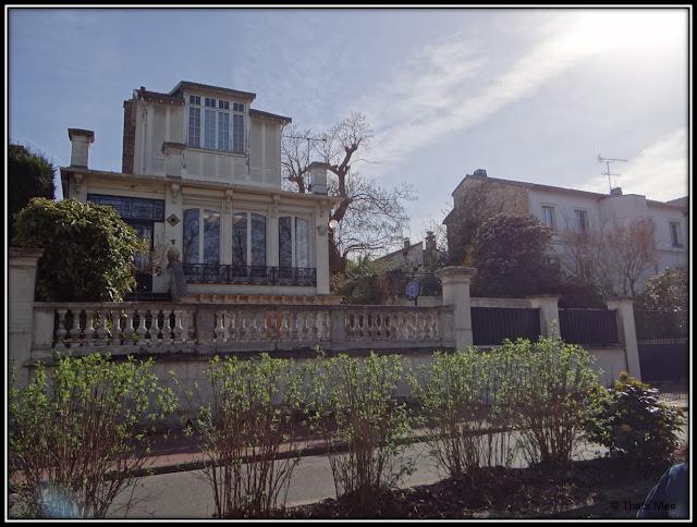 grande maison bourgeoise St Maur des Fosses bords de Marne