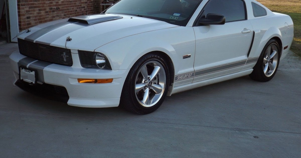 2007 Ford Mustang Shelby GT V8 ~ For Sale American Muscle Cars