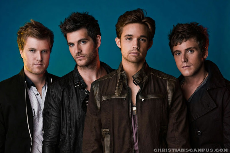 Anthem Lights EP Band Members