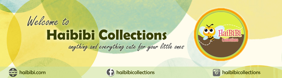Pakaian kanak-kanak dan bayi - HaiBiBi Collections