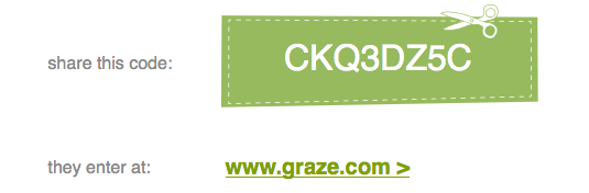 All Active Graze Coupon Codes & Coupons - December 2018