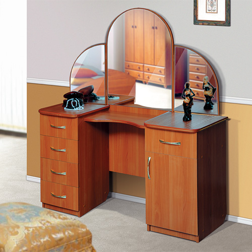 Modern dressing tables designs an interior design for Table moderne design