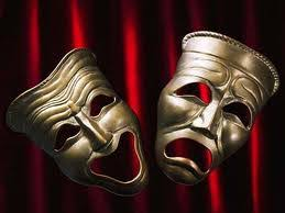 Las máscaras teatro griego
