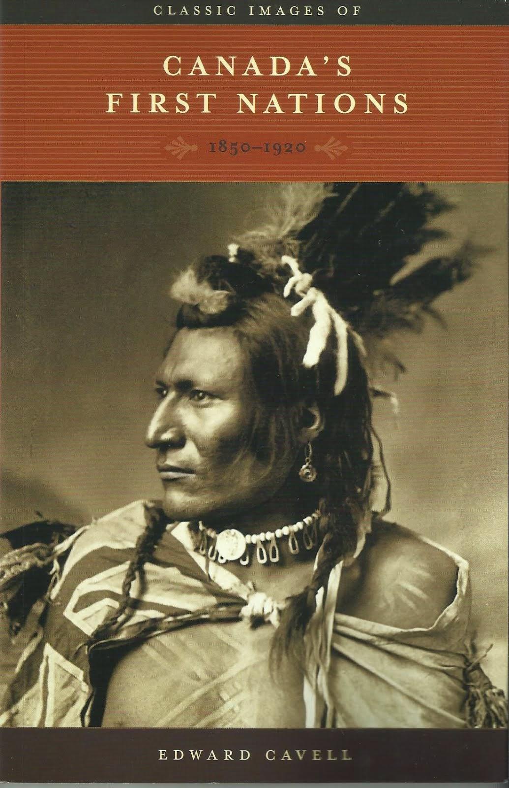 Livro: Primeiros Povos Canadenses