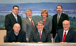 Longview, Washington local town council