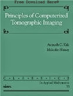 Principles of Computerized Tomographic Imaging