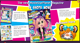 The New MovieStarPlanet Magazine!