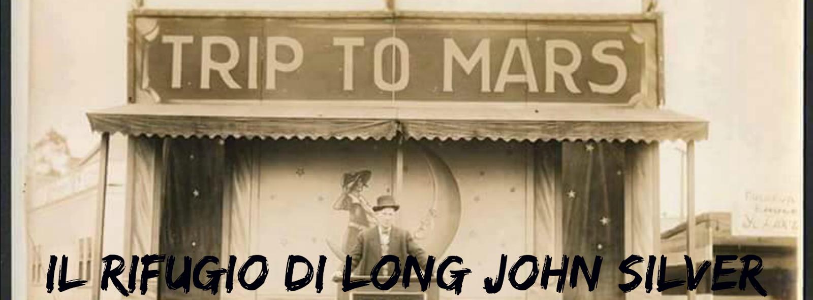 Il rifugio di Long John Silver