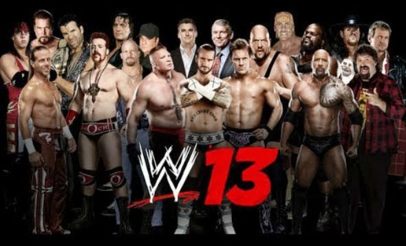 Download WWE 13 Game Free For Pc