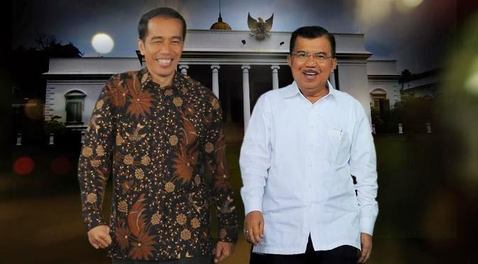 Daftar Resmi Nama 34 Menteri Kabinet Kerja Presiden Jokowi – JK Terbaru