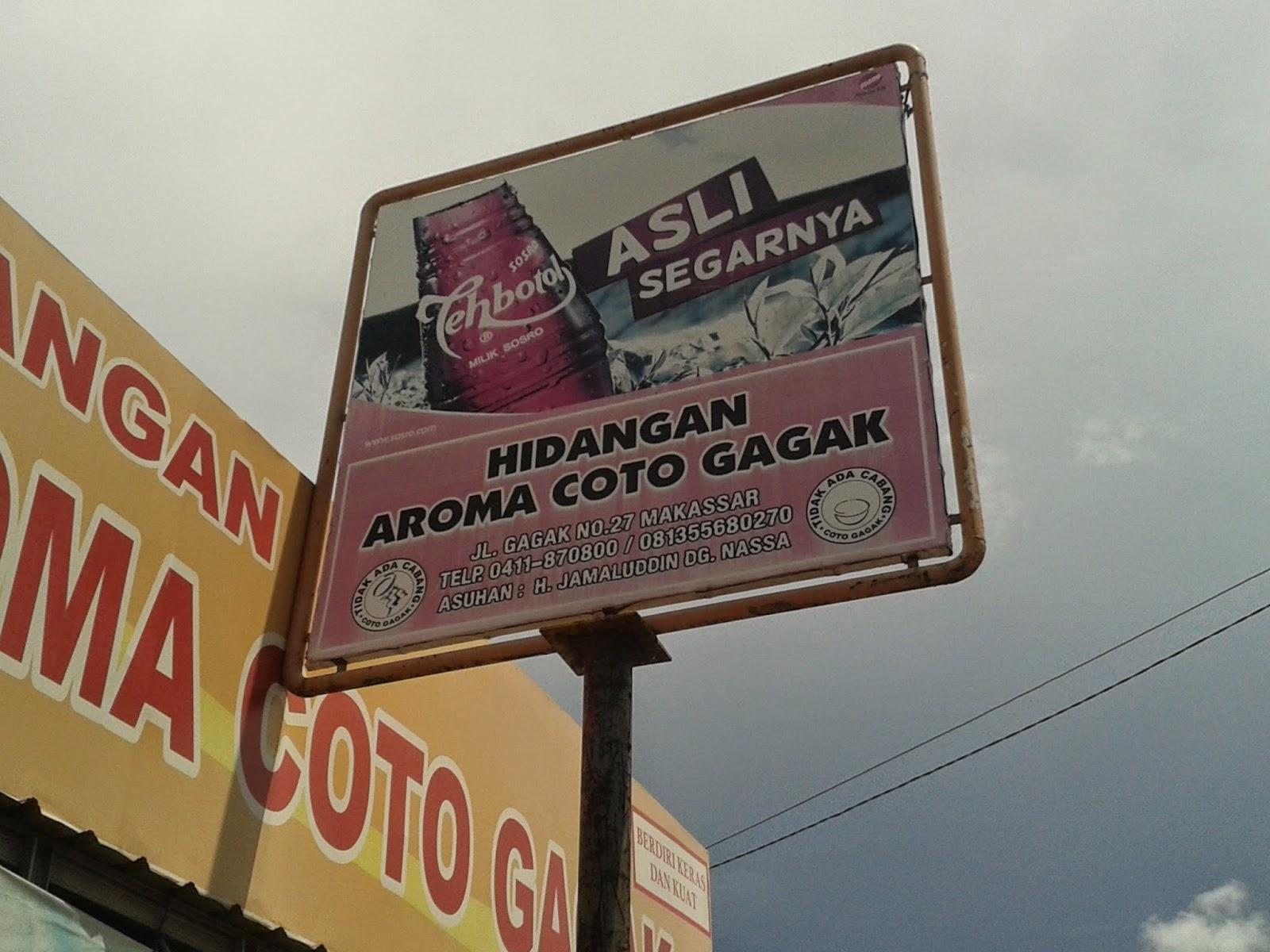Coto Gagak Makassar