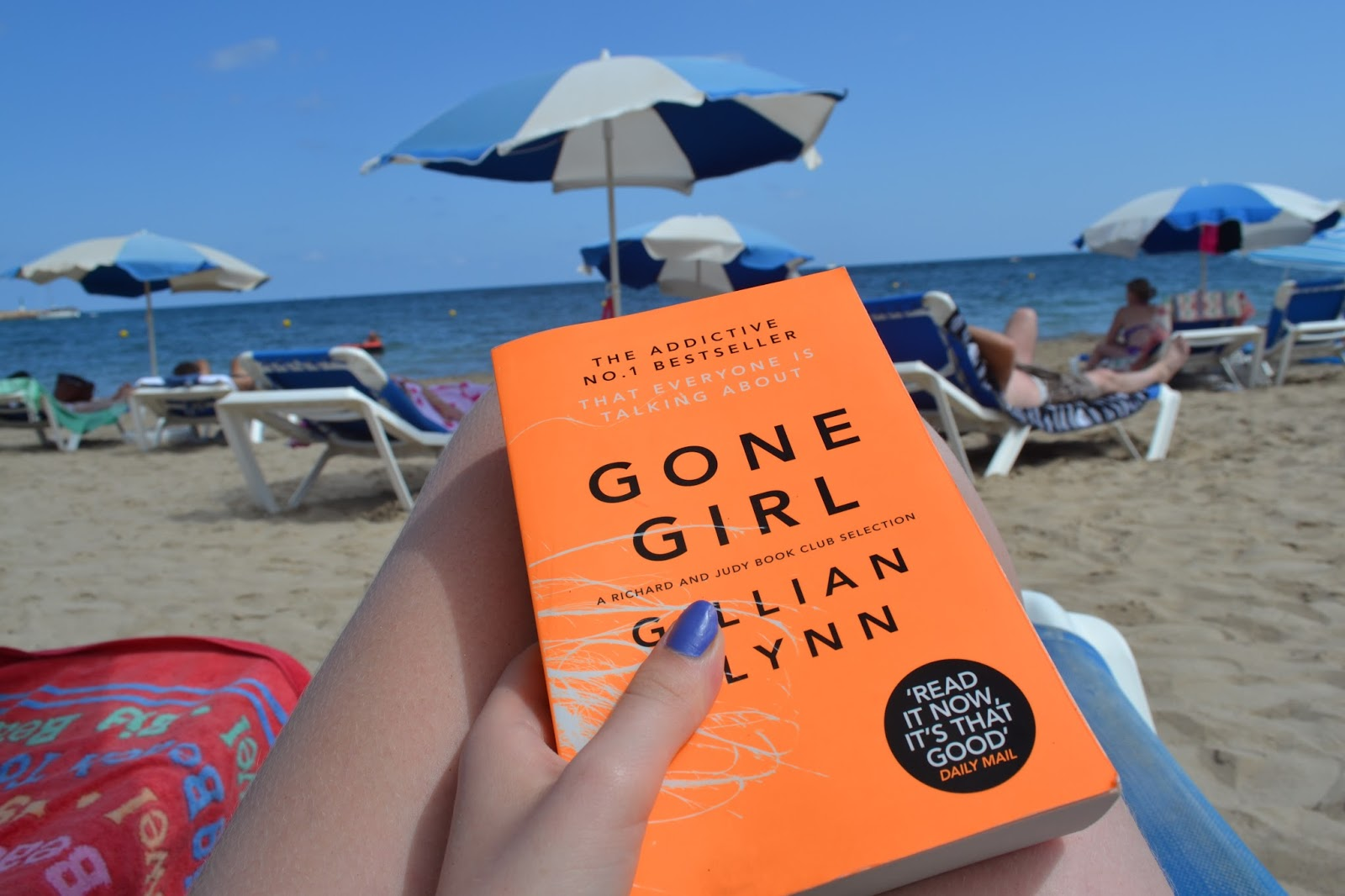 santa eulalia beach and gone girl