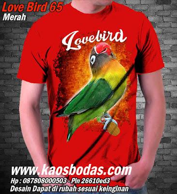 Kaos Lovebird 65