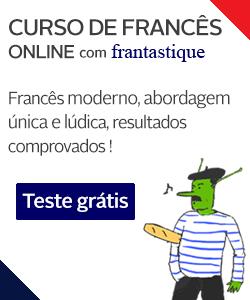 Aprenda Francês Online e Ganhe 7 Dias