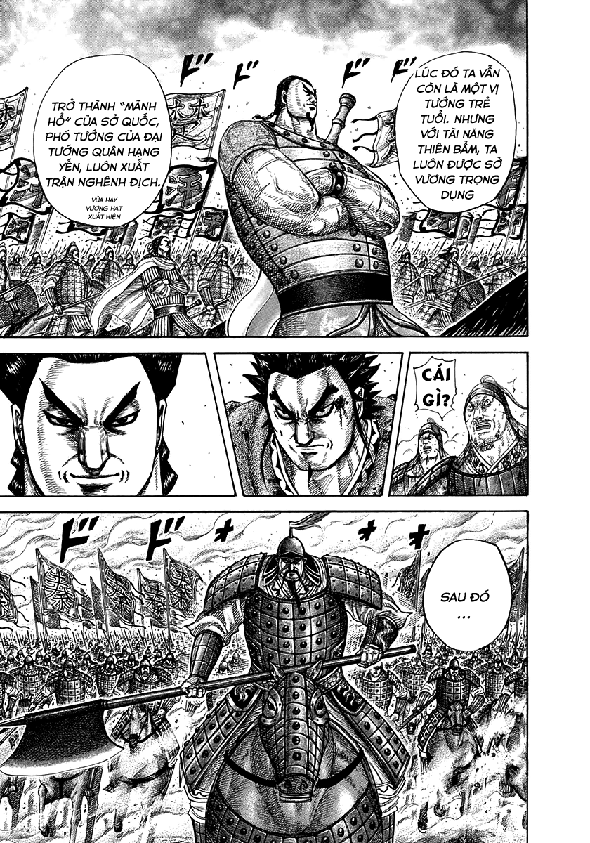 Kingdom Chap 311