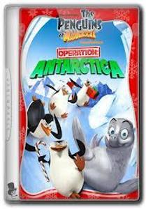 descargar Los Pingüinos de Madagascar: Operacion Antartica – DVDRIP LATINO