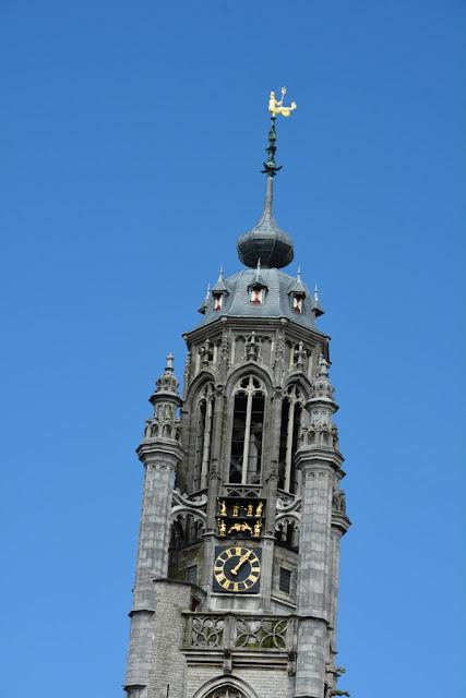 Vleeshal Middelburg Tower